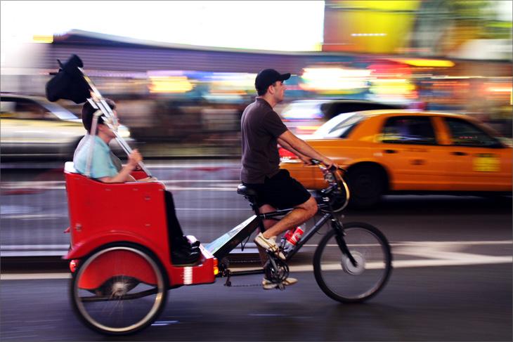 bike and ride