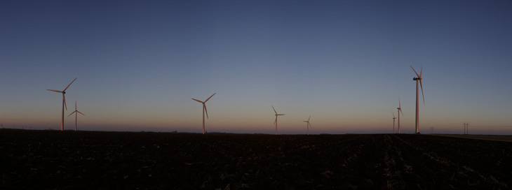 windfarm panorama