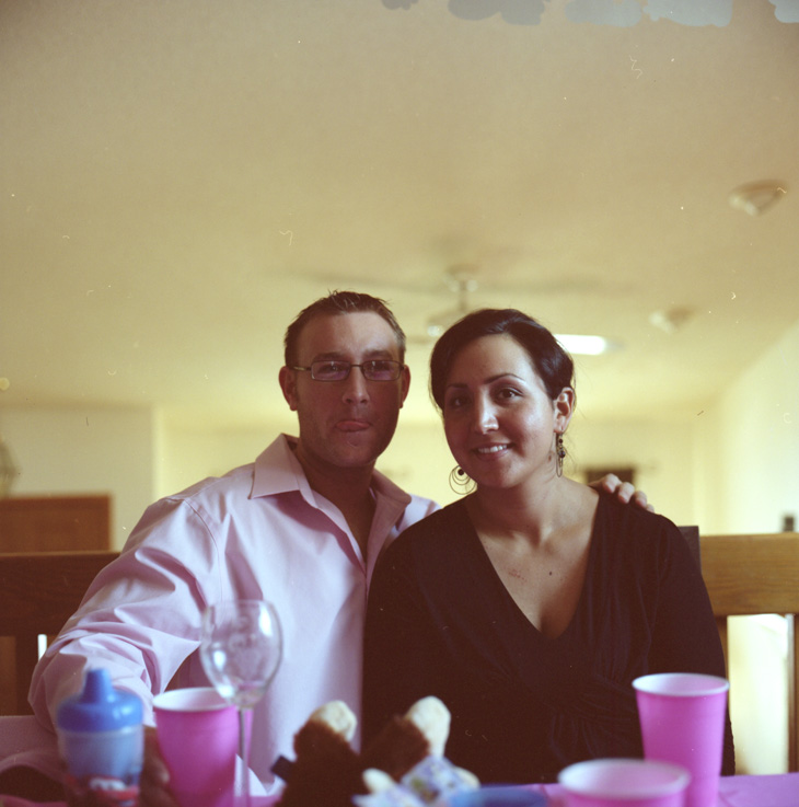 Steve and Ilia