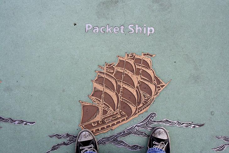 ship chucks